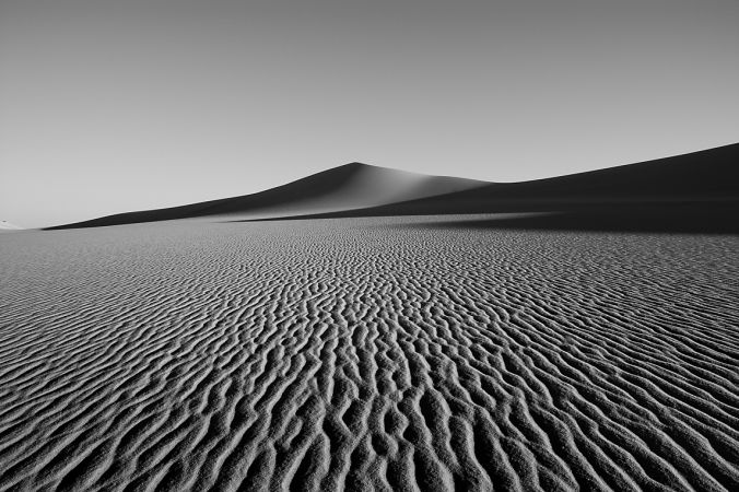Great Sand Sea, DUNES Unveiled Beauties Series, Nik Barte
