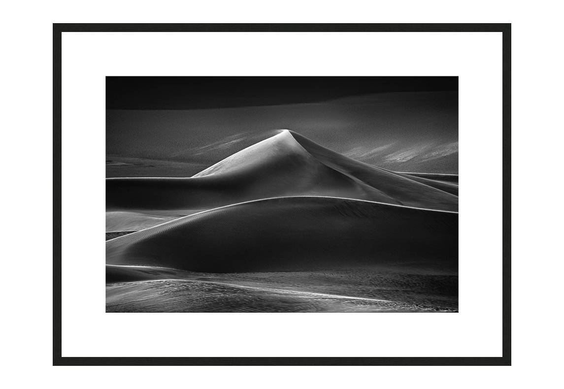 Breath Of Wind with frame, Desert Stories Series (Photo Edition), Nik Barte