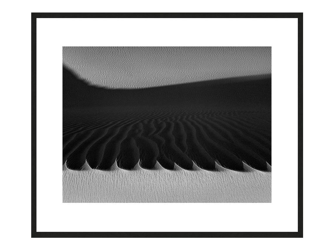 Angel Wings I with frame, Desert Stories Series (Photo Edition), Nik Barte