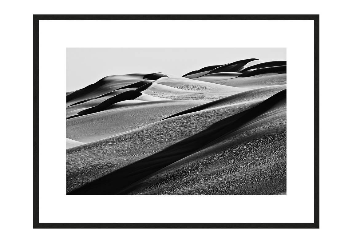 The Metaphor of Life with frame, Desert Stories Series (Photo Edition), Nik Barte