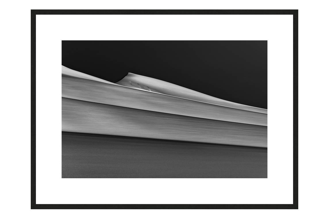 Flowing Like A River with frame, DUNES Unveiled Beauties Series, Nik Barte
