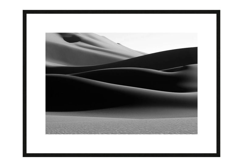 Close / Wan Kasa with frame, Desert Stories Series (Photo Edition), Nik Barte