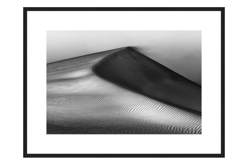 Nothing Left To Lose with frame, DUNES Unveiled Beauties Series, Nik Barte