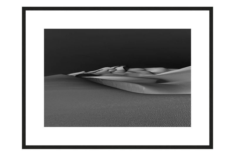 The Ocean Of Illusions with frame, DUNES Unveiled Beauties Series, Nik Barte