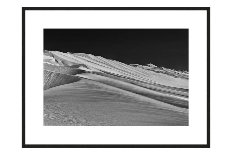 The Hope Of The World with frame, DUNES Unveiled Beauties Series, Nik Barte