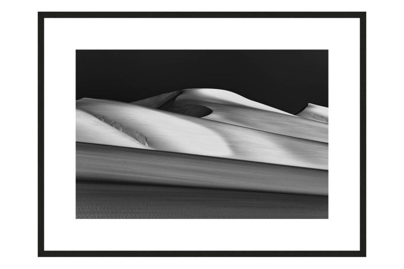 The Light Wave with frame, DUNES Unveiled Beauties Series, Nik Barte